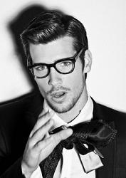 Классические мужские стрижки, элегантный стиль укладки волос